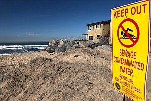 Photo for Federal Money May Soon Help With San Diego's Cross Border Pollution Woes