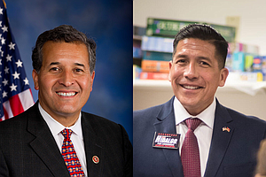 Photo for Incumbent Rep. Juan Vargas Leads In Race For 51st Congressional District Agai...