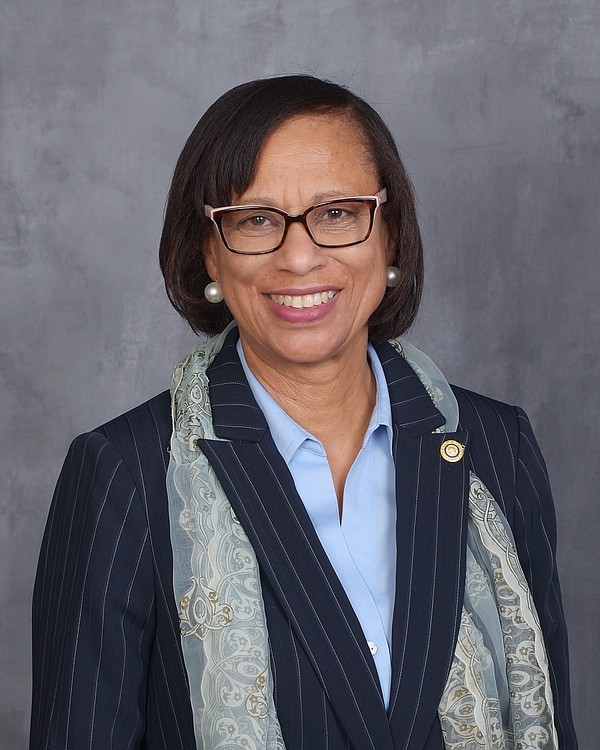 Sharon Whitehurst-Payne, 2020 candidate for San Diego Uni...