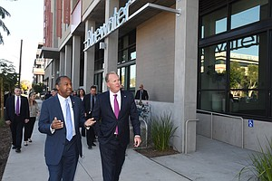 Photo for HUD Secretary Carson Visits San Diego To Discuss Affordable Housing Barriers