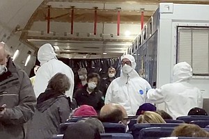 14 Americans Evacuated From Diamond Princess Cruise Ship ...
