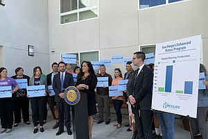 Photo for San Diego's Affordable Housing Program Inspires Statewide Bill