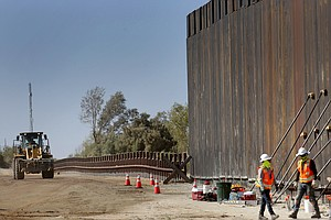 Trump Administration Waives Contracting Laws For Border W...