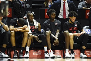 Photo for UNLV Upsets San Diego State, Ends SDSU Unbeaten Streak