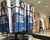 A California voter guide is pictured at the San...