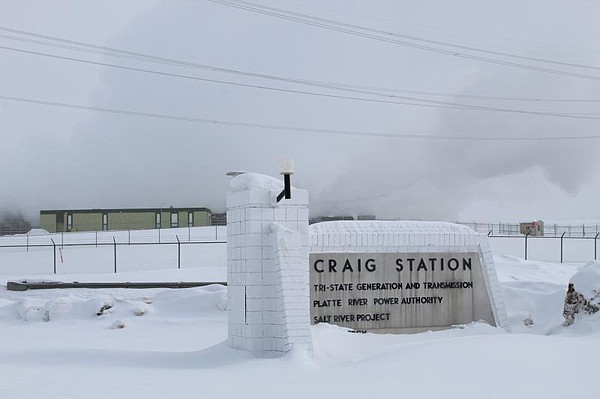 Craig Station, which is operated by Colorado-based TriSta...