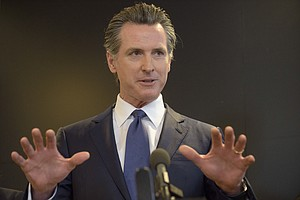 Photo for California Governor Says 4 Banks To Waive Mortgage Fees