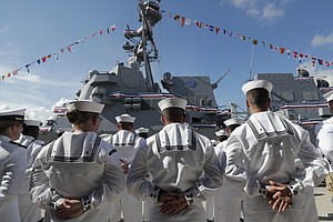 Photo for Navy Is Overhauling Education System As US Advantages Erode