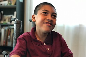 Photo for San Diego Child Only Known Person In World With This Rare Form Of Disease