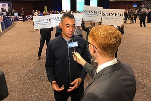 Photo for City Council D9 Candidate Barrios Headed To Runoff To Replace His Boss, Likel...