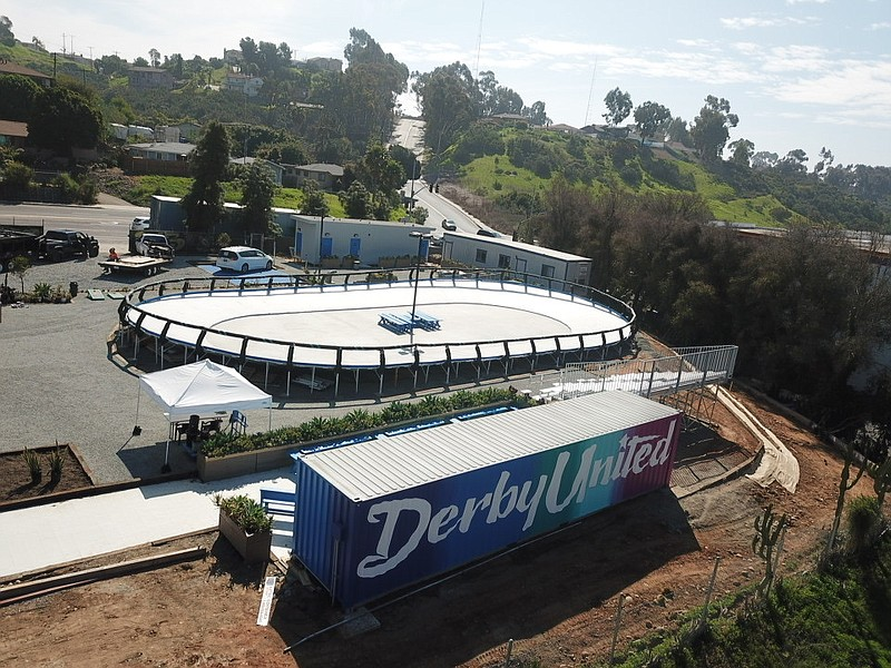 San Diego Derby United holds the grand opening for its new home in Encanto on...