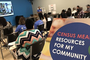 Photo for Organizers Use Technology, Relief Efforts To Push Past Census Obstacles