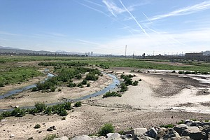 Photo for Bill Introduced To Reduce Water Pollution At US-Mexico Border