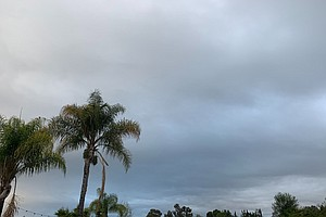 Photo for More Rain Expected In San Diego County, Snow And Thunderstorms Possible