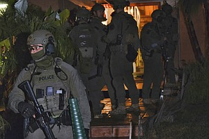 Photo for Inside Massive DEA Raid Targeting Mexican Drug Cartel