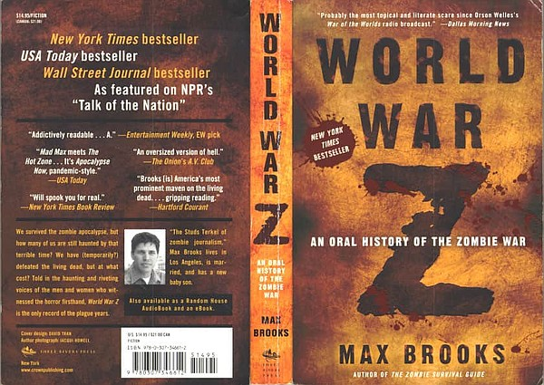 Max Brooks' 2006 novel
