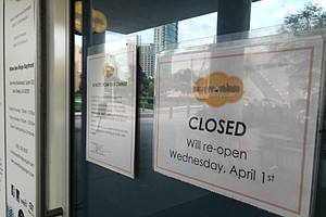 Photo for Restaurants, Bars Closed As San Diego County Coronavirus Cases Rise To 55