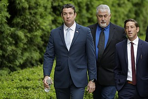 Photo for Ex-California Rep. Duncan Hunter Gets 11 Months In Prison