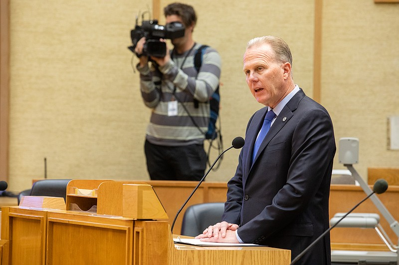 Mayor Kevin Faulconer asks San Diego City Council to ratify his state of emer...