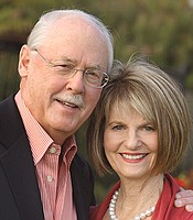 Dan and Phyllis Epstein, 2020 KPBS Hall of Fame Visionary Honorees