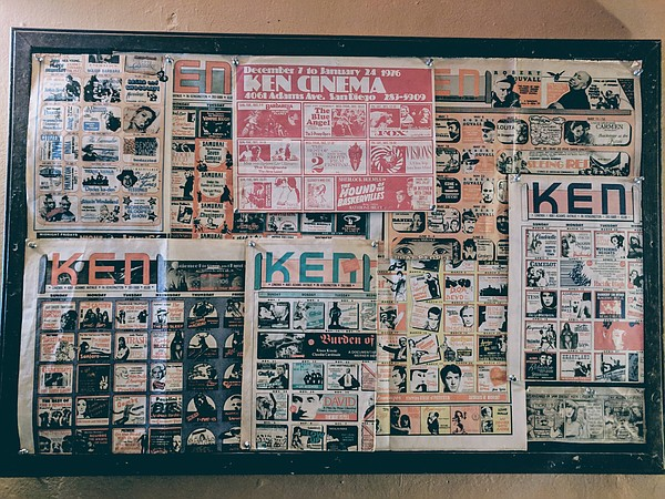 Some of the Ken calendars that people used to eagerly wai...