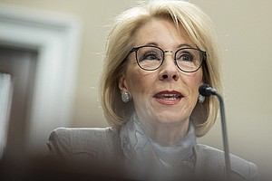 Education Dept. Makes Changes To Standardized Tests, Student Loans Over Coron...