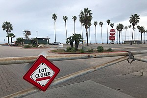 Photo for Tourism In San Diego Comes To A Halt Amid Coronavirus Pandemic