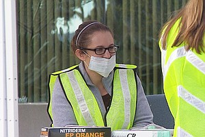 Photo for Health Care Agencies Call For Masks, Protective Equipment And Blood Donations