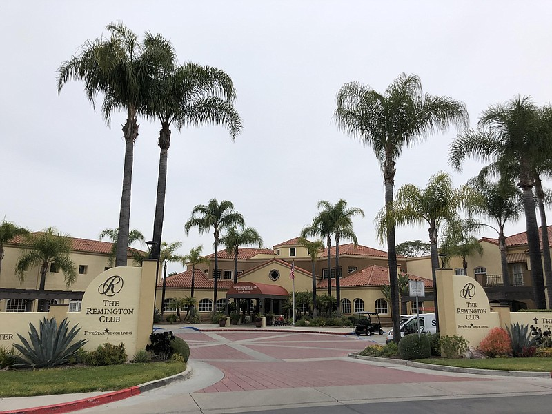 Pictured above is one of about 100 skilled nursing homes in San Diego County,...