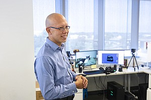 Photo for UCSD Health Using AI to Identify Pneumonia, Helping COVID-19 Analysis