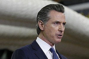 Photo for California Governor Considers Aid For Immigrants Amid Coronavirus