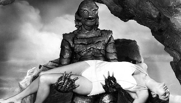 A classic monster love story can be found in