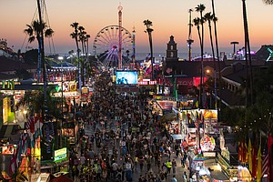 Photo for San Diego County Fair Pushed To 2021 Because Of Coronavirus Pandemic
