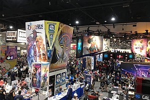 Photo for Construction Company Announced For Comic-Con Museum