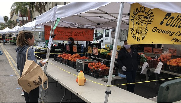 The Little Italy Farmers Market on Saturday, April 18 is ...