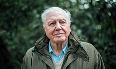Natural Historian Sir David Attenborough