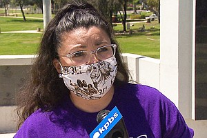 Photo for County Requires Face Covers By May 1, Concerns Rise About Mexico and COVID-19
