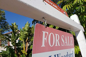 Photo for Home Sales Well Below Last Year's Figures, But May Be Recovering