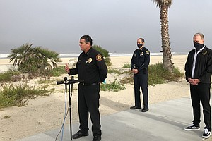 Photo for San Diego City Beaches Reopen, With Restrictions