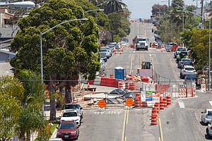 Photo for San Diego's Infrastructure Problems Expected To Grow In COVID-19's Wake