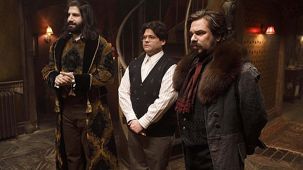 Nandor (Kayvan Novak) is a vampire living on Staten Islan...