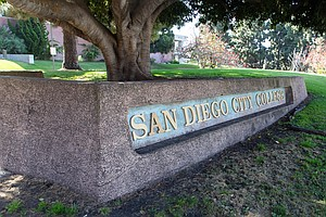 Photo for San Diego County Community Colleges Brace For COVID-19's Financial Hit