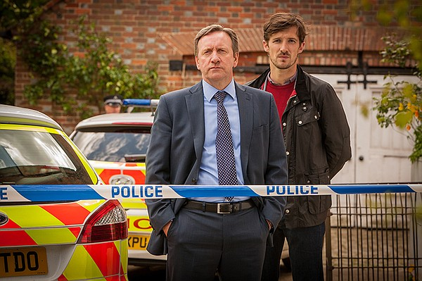 Detective Chief Inspector John Barnaby (Neil Dudgeon) and...