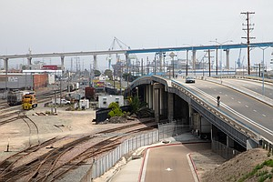 Photo for Mayoral Candidates Bry And Gloria On Fixing San Diego's Massive Infrastructur...