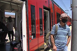 Photo for MTS To Expand Some Trolley And Bus Schedules