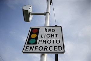 Photo for Encinitas City Council Stops Traffic Cameras At Red Lights