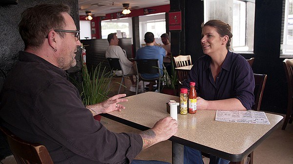 Chefs Greg Baker and Vivian Howard talk about cracker cul...