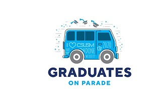 Photo for CSU San Marcos To Hold Parade For Graduates With Commencement Canceled By Cor...