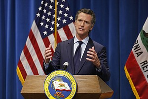 Photo for State Lawmakers Ask Newsom To Grant Special Coronavirus Legal Immunity For Bu...