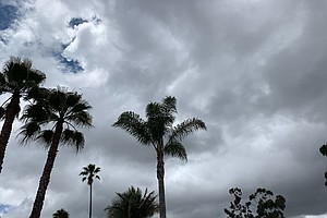 Photo for Gusty Winds, Cooler Temperatures Expected In San Diego County